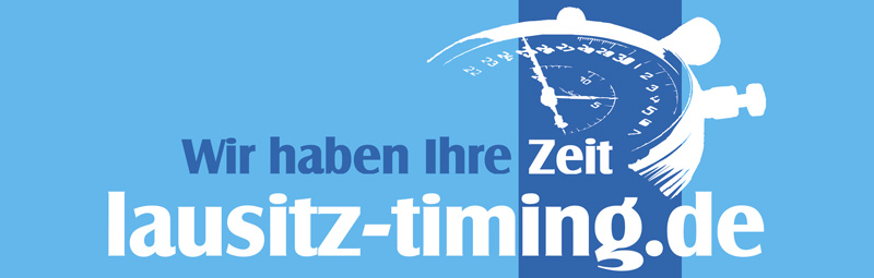 Lausitz – Timing